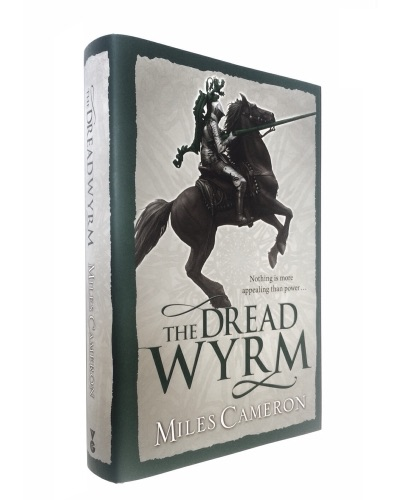 Image for THE DREAD WYRM Signed & Lined First Edition Hardback