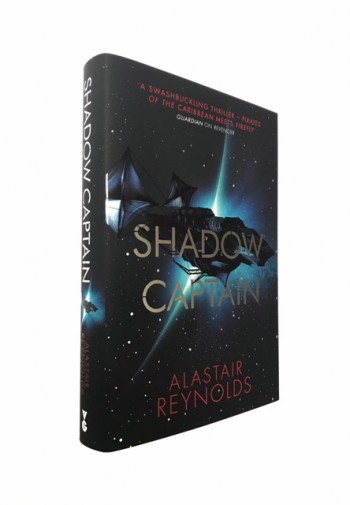 Image for SHADOW CAPTAIN Signed, Lined & Dated First Edition