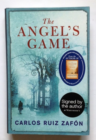 Image for THE ANGEL'S GAME - Signed First Edition
