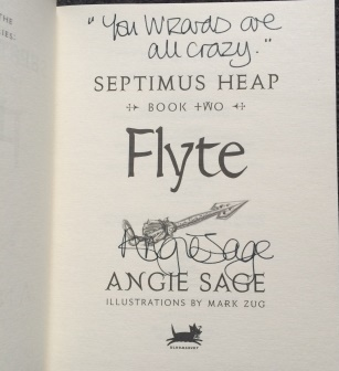 Image for FLYTE Signed & Lined First Edition