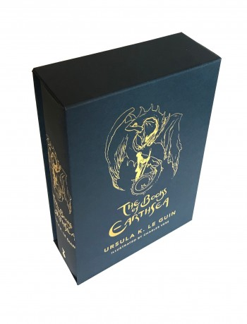 Image for THE BOOKS OF EARTHSEA Signed Limited Edition