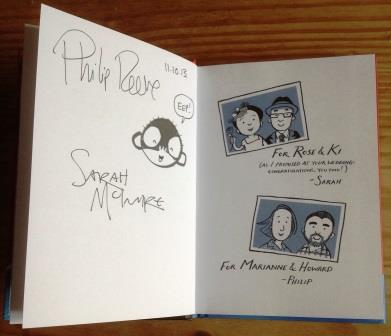 Image for OLIVER AND THE SEAWIGS - Double Signed, Dated & Doodled First Edition.