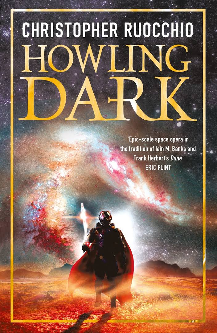 Image for HOWLING DARK Exclusive Hardback Signed & Numbered