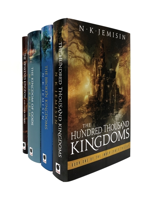 Image for THE INHERITANCE TRILOGY plus NOVELLA Signed Limited Edition Set