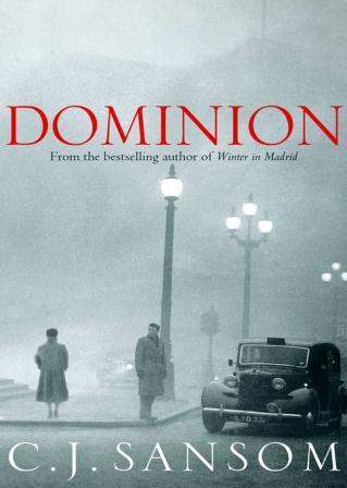 Image for DOMINION Signed & Dated UK First Edition