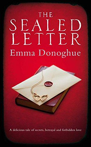 Image for THE SEALED LETTER Signed First Edition.