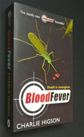 Image for Blood Fever -Signed & Dated First Edition + POSTCARD