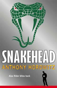 Image for SNAKEHEAD UK Signed First Edition.