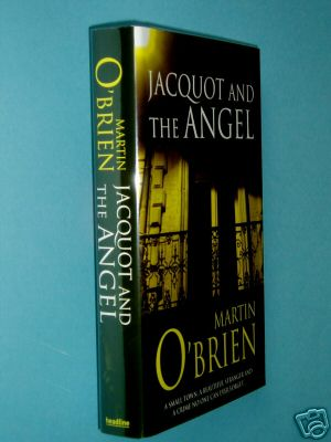 Image for Jacquot and the Angel - Signed & Dated First Edition