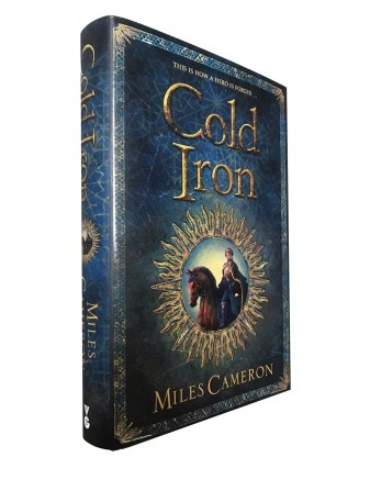 Image for COLD IRON Signed and Numbered Limited First Edition
