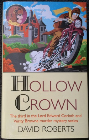 Image for HOLLOW CROWN Double Signed & Doodled First Edition + Promo