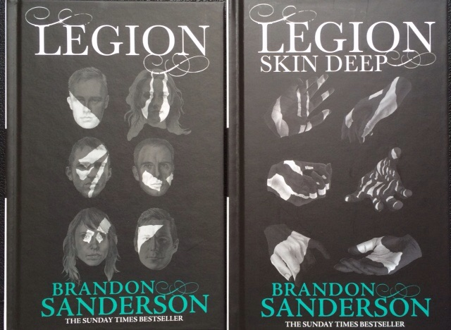 Image for LEGION & LEGION:SKIN DEEP — Signed & Numbered First Editions