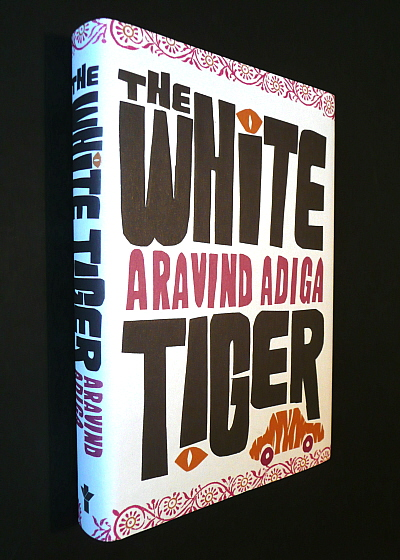 Image for THE WHITE TIGER UK First Edition.