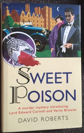 Image for SWEET POISON - Double Signed & Doodled first edition.