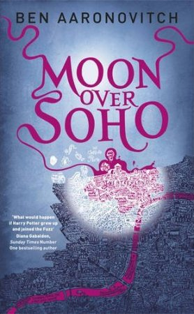 Image for MOON OVER SOHO Signed, Lined & Publication Dated UK First Edition