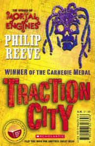 Image for TRACTION CITY  First Edition