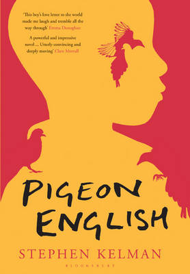 Image for PIGEON ENGLISH Signed, Lined & Dated UK First Edition