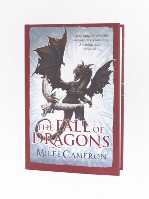 Image for THE FALL OF DRAGONS Signed & Numbered Limited Edition