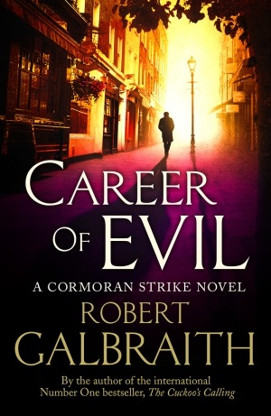 Image for CAREER OF EVIL First Edition
