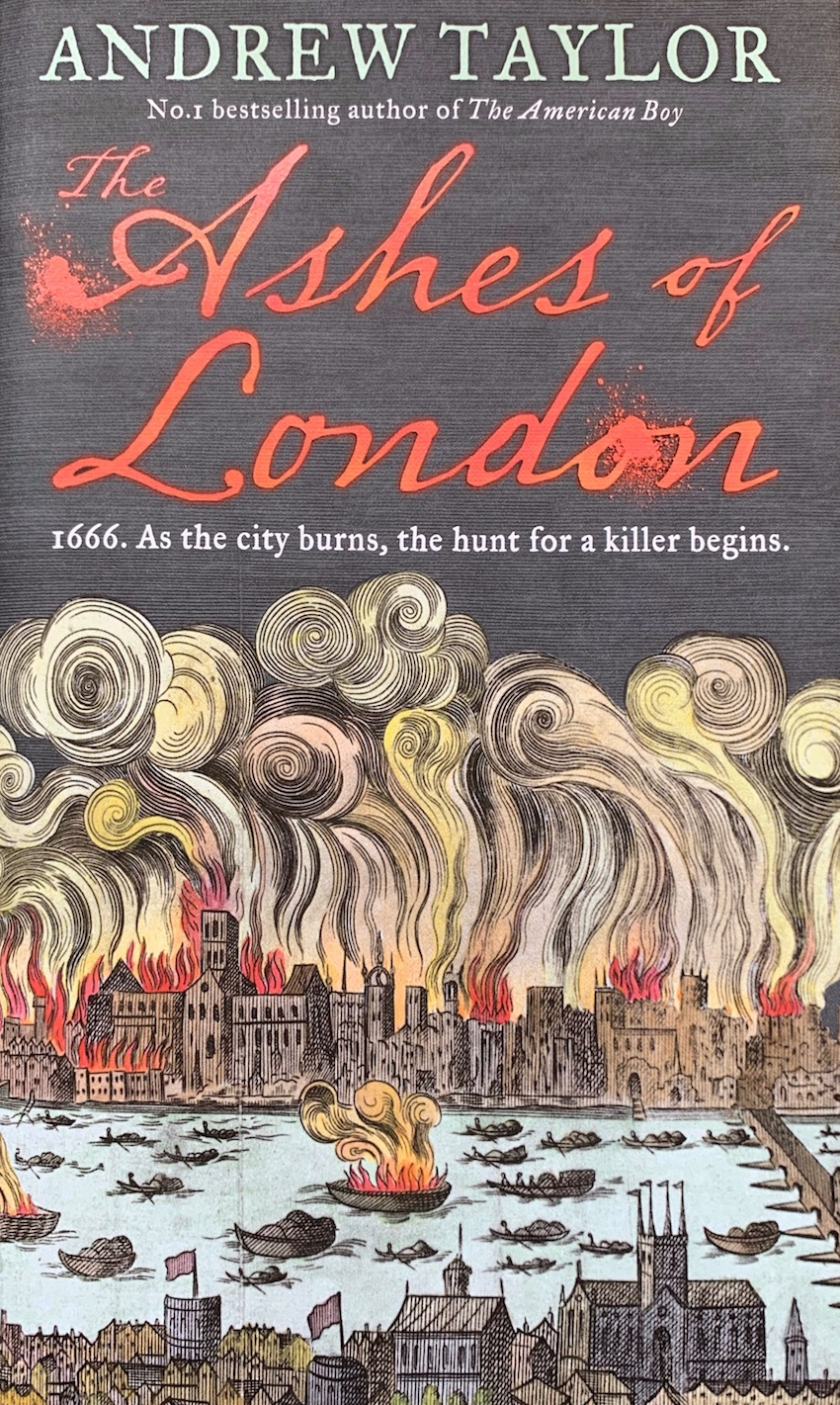 Image for The Ashes of London. - Signed First Edition.