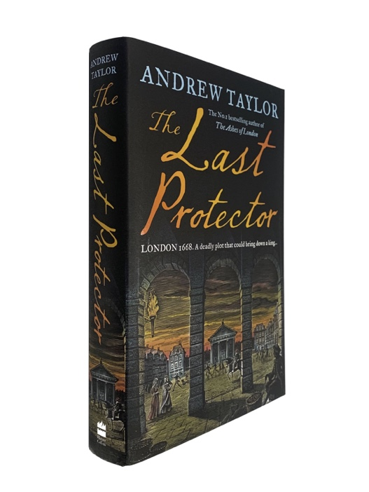 Image for THE LAST PROTECTOR Signed First edition