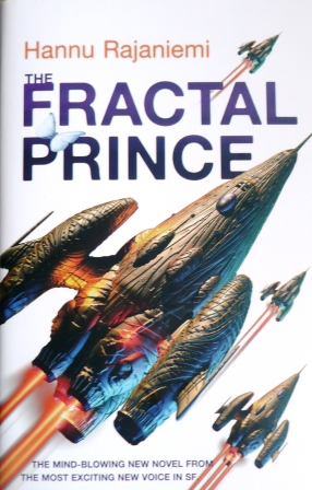 Image for THE FRACTAL PRINCE - Signed First Edition, Numbered out of 100 copies & pre-publication dated by author