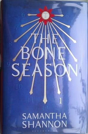 Image for THE BONE SEASON - Signed, Lined & Dated First Edition
