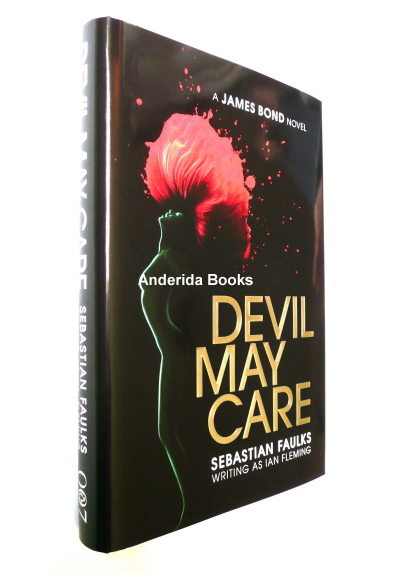 Image for DEVIL MAY CARE First Edition