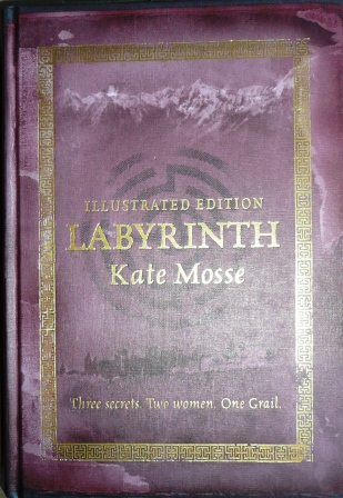 Image for LABYRINTH - ILLUSTRATED EDITION - Signed