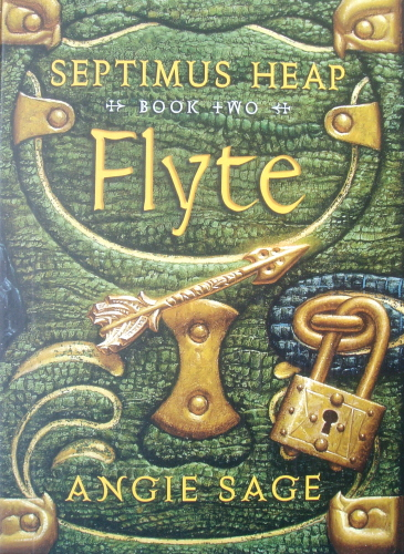 Image for FLYTE Signed First Edition.