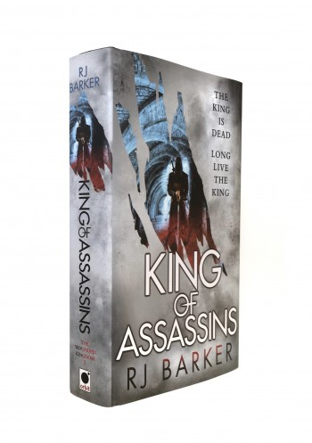 Image for KING OF ASSASSINS Signed & Numbered Limited Edition