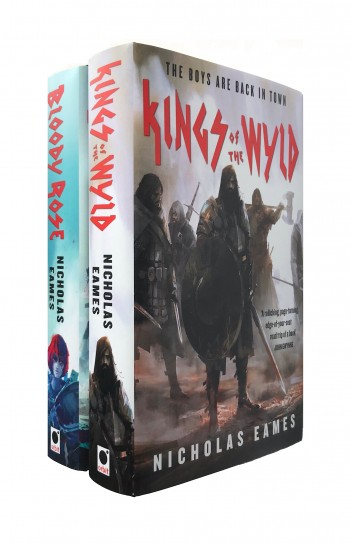 Image for KINGS OF THE WYLD & BLOODY ROSE Matching Pair of Ltd Editions.