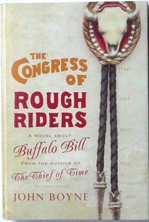 Image for THE CONGRESS OF ROUGH RIDERS - Signed & Lined.