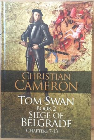 Image for TOM SWAN TRILOGY: THE HEAD OF ST GEORGE, THE SIEGE OF BELGRADE, THE LAST SPARTANS Set of 3 Special Limited Edition, Signed & Numbered, All Matching Numbers.