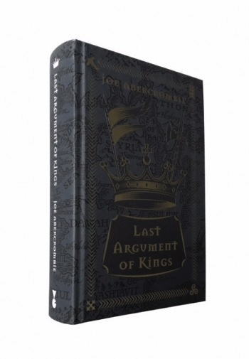 Image for LAST ARGUMENT OF KINGS Signed & Numbered 10th Anniversary Edition
