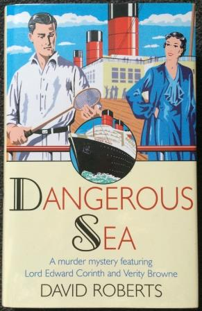 Image for DANGEROUS SEA - Double signed & Doodled first edition.