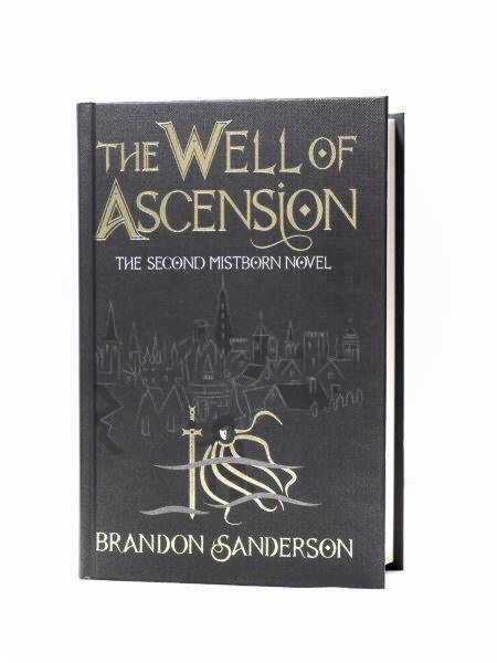 Image for THE WELL OF ASCENSION Signed & Numbered 10th Anniversary Edition (Slightly Bruised)