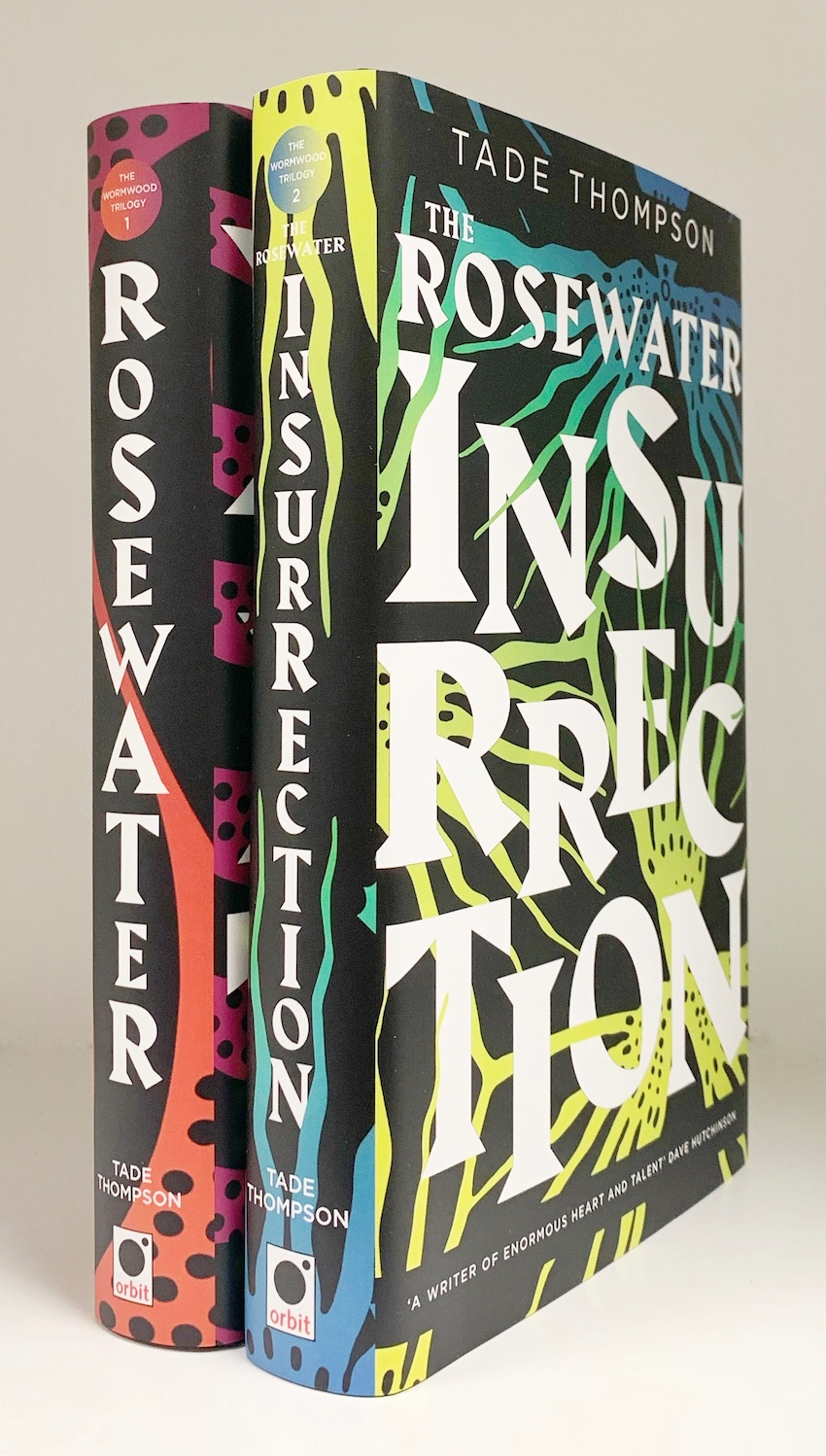 Image for ROSEWATER & THE ROSEWATER INSURRECTION Set of Exclusive Hardbacks, Signed & Numbered