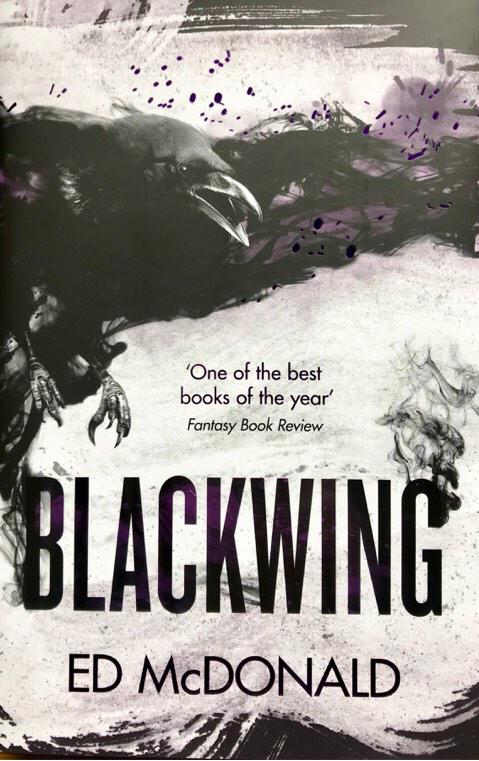 Image for BLACKWING Signed First Edition (Signed & Numbered Special Edition with Black Page Edges)