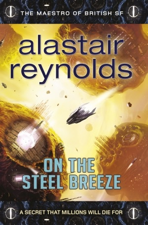 Image for ON THE STEEL BREEZE Signed First Edition