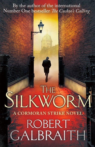 Image for THE SILKWORM First UK Edition