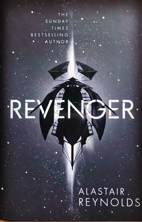 Image for REVENGER Signed & Numbered First Edition